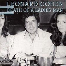 Leonard COHEN Death of a Ladies' Man 1977 CD Columbia (reissue) made in Austria