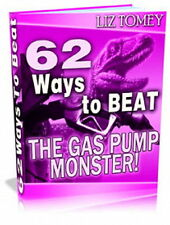 Save Money On Gas - 62 Unique And Different Ways To Stop The Gas Monster (CD)