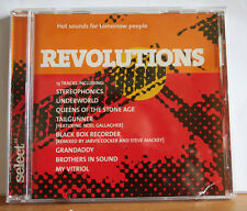 """SELECT Magazine Revolutions """"Music For Tomorrow"""" 2 CDs"""