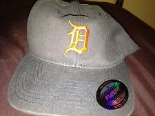 Detroit Tiger Triple Crown Flexfit Hat