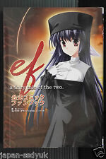 Ef A Fairy Tale of the Two Official Comic Fan Book