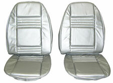 1979 TRANS AM 10TH ANNIVERSARY FRONT BUCKET SEAT COVERS, PAIR