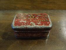 Vintage Chichesters Pills Diamond Brand Tin Box