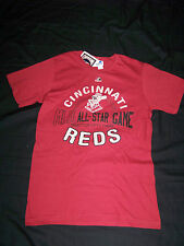 Majestic Men's Cooperstown Collection Cincinnati Reds 1953 All Star Game Shirt