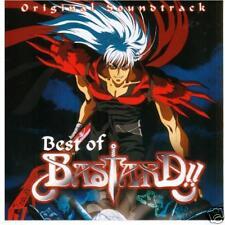 Bastard: Best Of - 1993 - Japan Original Soundtrack CD