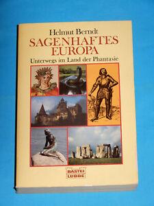 Sagenhaftes Europa   von H. Berndt, 1992