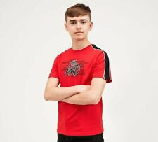 KINGS WILL DREAM - Junior Fallowhill T-Shirt (Red) Kids
