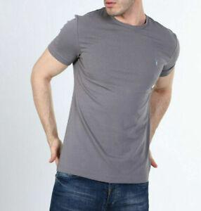 All Saints Mens Plum Kitten Tonic S/S Crew Logo Cotton T-Shirt Tee S M L XL XXL