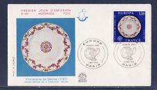 enveloppe 1er jour    1f20    Europa  Paris   1976