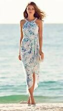 Size 8 Forever New Ladies Wrap Floral Dress