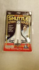 Action Products Shuttle Replica Nasa Patch New