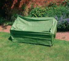 NUOVO 3 Posti Bench Coperchio mobili da giardino resistente alle intemperie Covers BBQ Parasole Pioggia