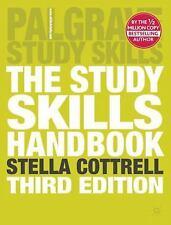 The Study Skills Handbook by Dr, Stella Cottrell (2008, Paperback)