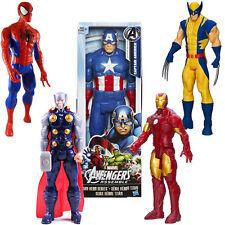 12'' Marvel X-men Wolverine Spiderman Action Figure Super Hero Toys New in Box