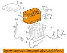 GM OEM-Battery 88865275