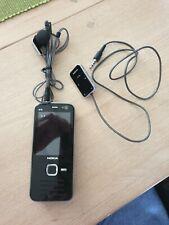 Nokia  N78 (Ohne Simlock) Smartphone Kulthandy schwarz silber