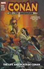 CONAN THE BARBARIAN VOL #1 LIFE AND DEATH OF CONAN TPB Book One Marvel Comics TP