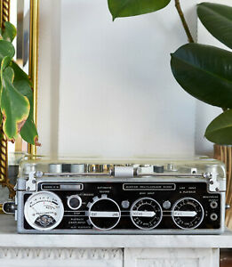 Great Nagra III - 3, circa 1961, with externall PSU, germanium preamps, working
