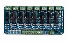 8-Channel OMRON G3MB-202P 5V Solid State Relay (Arduino, NEW, SHIP FROM USA)