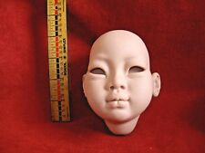 Mei Ling Blank face Doll Head