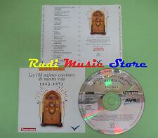 CD 100 CANCIONES NUESTRA VIDA 1963-1973 VOL 5 compilation PROMO 1993 (C28)