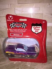 DISNEY STORE EXCLUSIVE RAMONE CARS VEHICLE