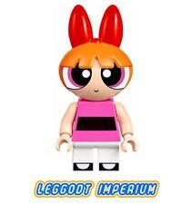 LEGO Minifigure - Blossom - Powerpuff Girls Dimensions dim052 - FREE POST