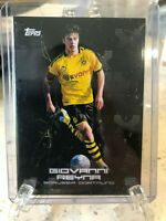 2019 Topps True Rookie Card Giovanni Reyna Rookie Card RC First Card BVB Topps