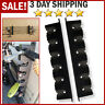 Horizontal Boat Rod Rack Vertical Fishing Holder Wall Mount Storage Pole Stand