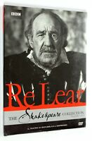 DVD RE LEAR - THE SHAKESPEARE COLLECTION N. 1 2005 Teatro Hordern Bird Lesser
