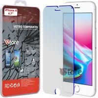 """2 Pellicola Vetro Per iPhone 8 Temperato Proteggi Salva Schermo Display 4,7"""""""