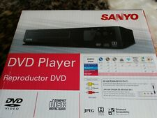 Dvd player with remote sanyo