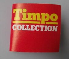 Vintage Timpo Collection Leaflet Catalogue Soldiers Stagecoach Vehicles