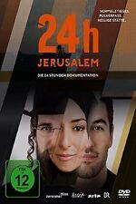 24 Hours Jerusalem - 8-DVD Box Set 24h Jerusalem Ninety Different Protagonists