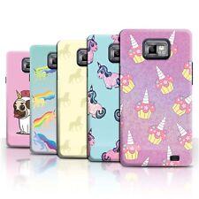 Stuff 4 Case/Case/Back Cover for Samsung Galaxy s2/sii/Unicorn/Unicorn
