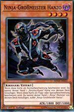 Ninja-Großmeister Hanzo - SHVA-DE022 - Super Rare DE NM
