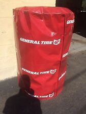 GENERAL TIRE STACK-COVER Wheel Protector FORD CHEVY DODGE JEEP Man Cave!!