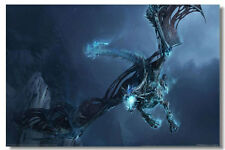 """World of Warcraft Game OnlineSilk Wall Poster Picture Canvas Deco 24""""x36"""" MOP072"""