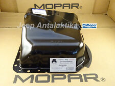 Oil Pan Jeep Compass/Patriot 07-17 2.0L 2.4L 4884665AF New OEM Mopar