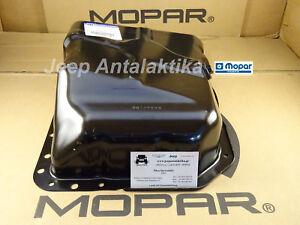 Oil Pan Jeep Compass/Patriot 07-17 2.0L 2.4L 4884665AF New OEM Mopar