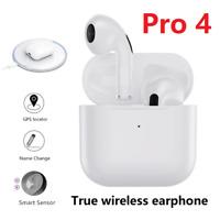 Pro4 Mini Wireless Earbuds TWS Earphones Bluetooth 5.0 Headphone Stereo Headset
