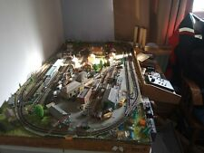More details for n guage model railway layout