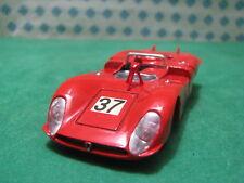 Vintage   -  ALFA ROMEO 33/3  Le Mans   - 1/43 Solido n°187