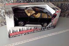 Bmw X5 Black Suv 1 Series Radio Controlled Rc Car 27 Mhz Nib Rare