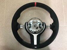 BMW F30 F32 F36 F20 F22 F31 F21 Lenkrad M Alcantara Neu Beziehen Steering Wheel