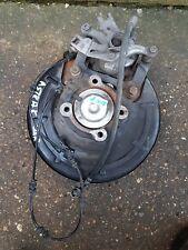 Vauxhall  Astra K 1.4 Petrol MK7 REAR AXLE RIGHT WHEEL BEARING CALIPER 2015-on