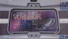 Star Trek Voyager Season 1 Series 2 Collector Cards Sealed Box