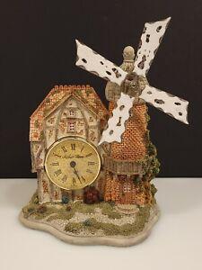 "Vtg Father Time Clocks by JON HERBERT ~ ""The Windmill Clock"" 1991 In Box NICE"