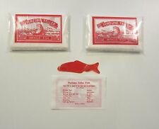 288 FORTUNE TELLER MIRACLE FISH MAGIC TELLING PALM READING TRICK PARTY FAVORS