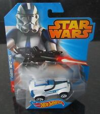 Hot wheels. Star wars. 501st Clone Trooper . Disney